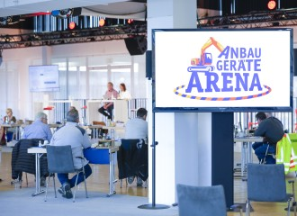 Attachments arena: Successful kick-off with strong exhibitor interest