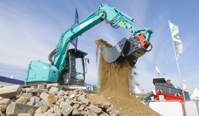 Building material recycling & Demolition